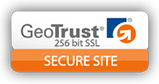 GeoTrust SSL Secured